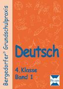 Cover-Bild zu Deutsch - 4. Klasse. Band 1