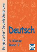 Cover-Bild zu Deutsch - 3. Klasse. Band 2 von Fobes, Katharina