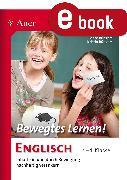 Cover-Bild zu Bewegtes Lernen Englisch (eBook) von Büngers, Kristin