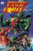 Cover-Bild zu Michelinie, David: Justice League Task Force Vol. 1: Purification Plague