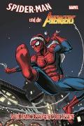 Cover-Bild zu Cooke, Darwyn: Spider-Man und die Avengers: Weihnachtsgeschichten