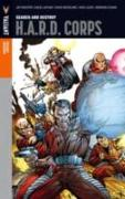 Cover-Bild zu James Shooter: Valiant Masters: H.A.R.D. Corps Volume 1