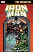 Cover-Bild zu Michelinie, David: Iron Man Epic Collection: Doom