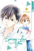 Cover-Bild zu Ayase, Umi: Spring, Love and You 02