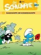 Cover-Bild zu Peyo: Blauschlümpfe und Schwarzschlümpfe