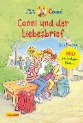 Cover-Bild zu Boehme, Julia: Conni und der Liebesbrief