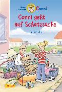 Cover-Bild zu Boehme, Julia: Conni-Erzählbände 36: Conni geht auf Schatzsuche (eBook)