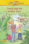 Cover-Bild zu Boehme, Julia: Conni-Erzählbände 23: Conni und die wilden Tiere (eBook)