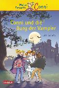 Cover-Bild zu Boehme, Julia: Conni-Erzählbände 20: Conni und die Burg der Vampire (eBook)