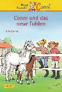 Cover-Bild zu Boehme, Julia: Conni-Erzählbände 22: Conni und das neue Fohlen (eBook)