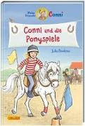 Cover-Bild zu Boehme, Julia: Conni-Erzählbände 38: Conni und die Ponyspiele