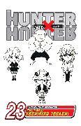 Cover-Bild zu Togashi, Yoshihiro: Hunter x Hunter, Vol. 23