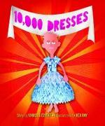 Cover-Bild zu Ewert, Marcus: 10,000 Dresses