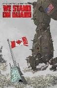 Cover-Bild zu Brian K Vaughan: We Stand on Guard Deluxe Edition