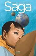 Cover-Bild zu Brian K Vaughan: Saga Book One