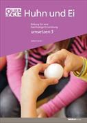 Cover-Bild zu Querblicke - Umsetzungsheft Huhn und Ei von Wüst, Letizia