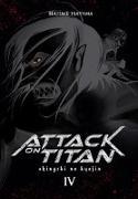 Cover-Bild zu Isayama, Hajime: Attack on Titan Deluxe 4