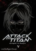 Cover-Bild zu Isayama, Hajime: Attack on Titan Deluxe 5
