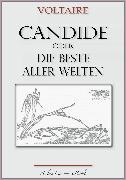 Cover-Bild zu Voltaire: Voltaire: Candide oder Die beste aller Welten. Mit 26 Federzeichnungen von Paul Klee (eBook)