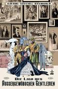 Cover-Bild zu Moore, Alan: Die Liga der außergewöhnlichen Gentlemen