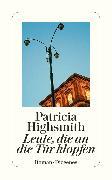 Cover-Bild zu Highsmith, Patricia: Leute, die an die Tür klopfen (eBook)