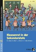 Cover-Bild zu Klassenrat in der Sekundarstufe von Röser, Winfried