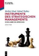 Cover-Bild zu Instrumente des strategischen Managements (eBook) von Paul, Herbert