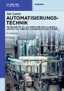 Cover-Bild zu Automatisierungstechnik (eBook) von Lunze, Jan