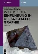 Cover-Bild zu Einführung in die Kristallographie (eBook) von Winkler, Björn