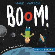 Cover-Bild zu Boom! (Audio Download) von Haddon, Mark