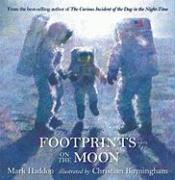 Cover-Bild zu Footprints on the Moon von Haddon, Mark