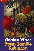 Cover-Bild zu Plass, Adrian: Stress-Familie Robinson (eBook)
