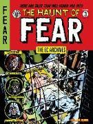 Cover-Bild zu Davis, Jack: The EC Archives: The Haunt of Fear Volume 3