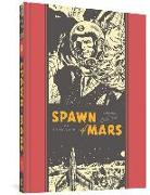 Cover-Bild zu Wallace Wood: Spawn of Mars and Other Stories