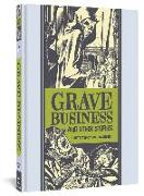 Cover-Bild zu Graham Ingels: Grave Business And Other Stories