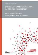 Cover-Bild zu Digitale Transformation in der MICE-Branche von Altenstrasser, Wolfgang