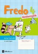 Cover-Bild zu Fredo - Mathematik 4. Schuljahr. Ausgabe B. Arbeitsheft. BY von Balins, Mechtilde