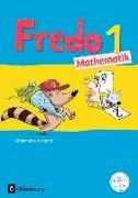 Cover-Bild zu Fredo - Mathematik 1. Schuljahr. Ausgabe A. Neubearbeitung. Schülerbuch von Balins, Mechtilde
