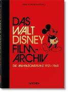Cover-Bild zu Das Walt Disney Filmarchiv. Die Animationsfilme 1921-1968 - 40th Anniversary Edition