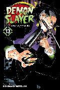 Cover-Bild zu Koyoharu Gotouge: Demon Slayer: Kimetsu no Yaiba, Vol. 13