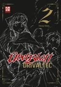Cover-Bild zu Shiono, Etorouji: Übel Blatt: Drivaltec (3-in-1-Edition) - Band 2
