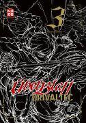Cover-Bild zu Shiono, Etorouji: Übel Blatt: Drivaltec (3-in-1-Edition) - Band 3