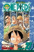 Cover-Bild zu Oda, Eiichiro: One Piece, Vol. 27