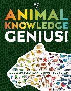 Cover-Bild zu DK: Animal Knowledge Genius!