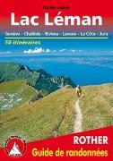 Cover-Bild zu Lac Léman (Genfer See - französische Ausgabe) von Anker, Daniel