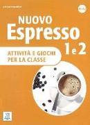 Cover-Bild zu Nuovo Espresso 1 e 2 - einsprachige Ausgabe von Cordera Alberti, Cinzia