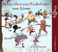 Cover-Bild zu Meine allerersten Kinderlieder zum Advent von Kauffels, Dirk (Hrsg.)