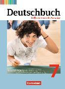 Cover-Bild zu Deutschbuch 7. Schuljahr. Differenzierende Ausgabe. Schülerbuch von Biegler, Alexandra