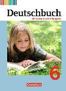 Cover-Bild zu Deutschbuch 6. Schuljahr. Differenzierende Ausgabe. Schülerbuch von Biegler, Alexandra