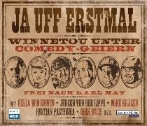 Cover-Bild zu Frei nach Karl May - Ja uff erstmal Winnetou unter Comedy-Geiern (Audio Download) von May, Karl